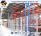 Blue Frame und Orange Beam Warehouse verstellbares Palettenregal