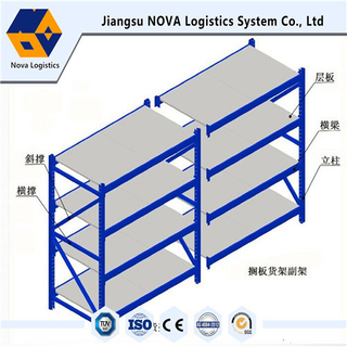 Step Beam Long Span Shelving von Nova Factory